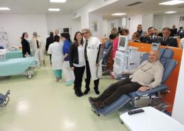 Albano Laziale, inaugurato il Centro Dialisi dell'ospedale Regina Apostolorum
