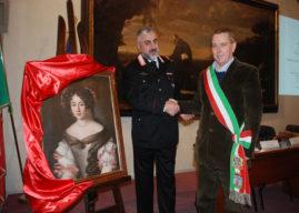 Ariccia, ritrovato a Palermo il quadro di Marta Ghezzi Baldinotti, rubato 32 anni anni fa