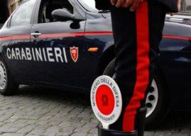 Roma, pusher di 25 anni dà una testata ad un carabiniere per evitare un controllo