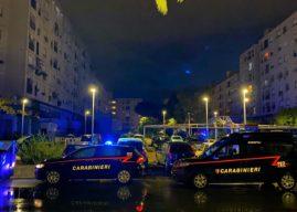 Venti persone arrestate a Tor Bella Monaca, la piazza di spaccio della Capitale