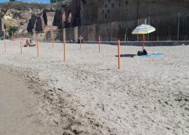Anzio, sulla spiaggia di Nerone 330 segnaposto numerati pubblici a disposizione