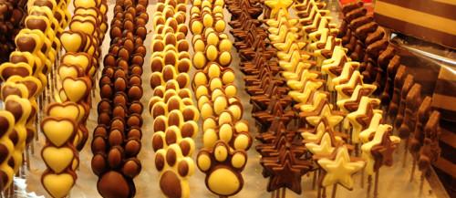 Nettuno dal al marzo ospiterà la fabbrica di cioccolato