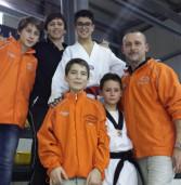 Team Musado Velletri: Interregionali Lazio e Campionati Italiani di Taekwondo