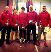 La frascatana Isabella Santelli prima classificata al torneo internazionale di Girivoy in Croazia