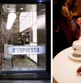 """""""Prendi l'ordinario e giralo su un fianco"""", D'Espresso Cafe a New York lo ha fatto"""