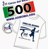 """Roma, si svolgerà domenica 8 la II edizione della """"Corsa del Ricordo"""". Ancora aperte le iscrizioni"""