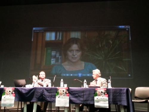 Il Ministro Beatrice Lorenzin nel suo video-intervento