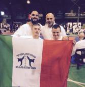 Velletri, la squadra dell'Handykarate presente all'Europeanday for Integrated Sport