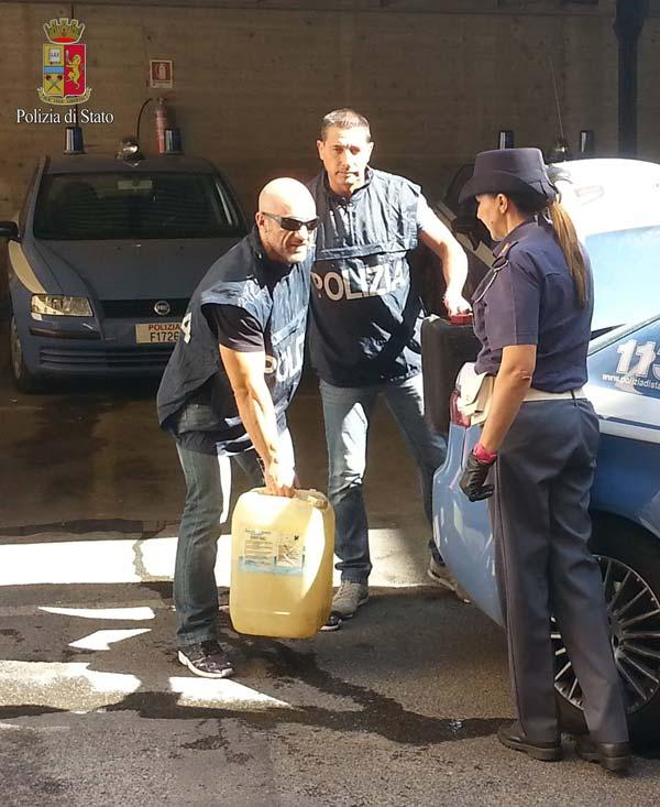 Ariccia arrestato l 39 uomo che tent di bruciare uno studio - Spese per acquisto immobile all asta ...