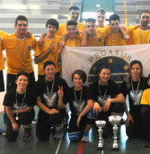 Torneo Toscana-Lazio di Dodgeball: due squadre veliterne in finale