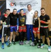 Gli Atleti dell'Asd Kick Boxing Castelli Romani presenti anche a Perugia