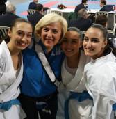 Karate, Noemi Nicosanti vice-campionessa europea a Cipro