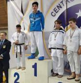 Il Toukon karate si distingue al campionato Regione Lazio Csen