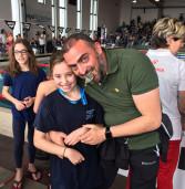 3T Frascati Sporting Village (nuoto), tre medaglie ai campionati regionali Esordienti