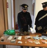 Montecompatri, nascondevano droga in un cantiere. Arrestati due uomini