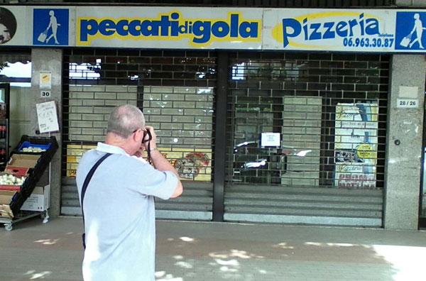 Omicidio in pizzeria a Velletri, killer uccide il titolare 40enne FOTO