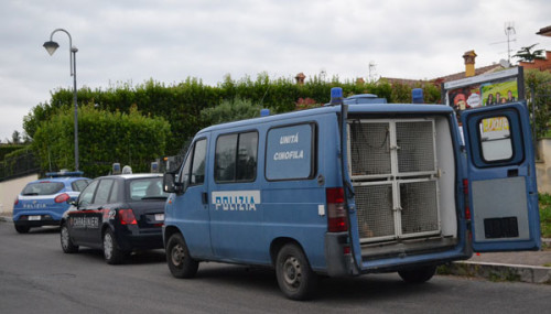 Giro di usura ai Castelli Romani, otto persone in carcere