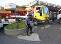 Pantano: fallisce la rapina al bancomat, ladri in fuga