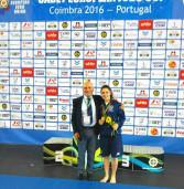 Asd Judo Energon Esco Frascati (judo), straordinaria Favorini: trionfo nella tappa di European Cup