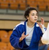 Asd Judo Energon Esco Frascati, Europeo Cadetti stregato per Flavia Favorini