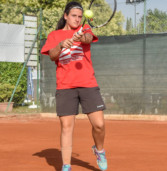 Tc New Country Club (tennis), Mastromarino qualificata ai campionati italiani Under 14