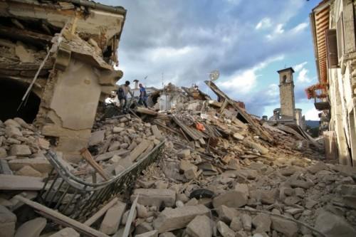 Terremoto, almeno cinque morti della Provincia di Latina. Alcuni dispersi