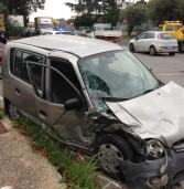 Cancelliera, frontale tra due auto: grave un 25enne