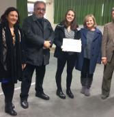 """Monte Porzio Catone: studentessa del liceo """"Gullace"""" di Roma vince una borsa di studio con Wep"""