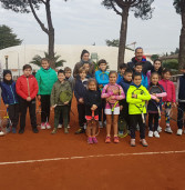 "Tc New Country Club Frascati (tennis), tempo di raduni per ""testarsi"" sulle partite"