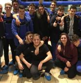 3T Frascati Sporting Village (pallanuoto), l'Under 17 e l'U15 a testa alta al torneo di Taranto