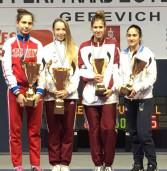 Frascati Scherma, Lucarini show a Budapest: terzo posto individuale e secondo a squadre