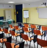 Cisterna, l'Istituto comprensivo Alfonso Volpi inaugura due nuove aule 3.0