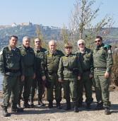 Castelgandolfo, le guardie zoofile contro i pescatori di frodo e bracconieri