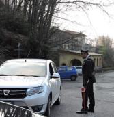 Rocca di Papa, molesta di notte la sua ex e aggredisce i carabinieri
