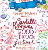 Al via Castelli Romani food truck festival a Marino