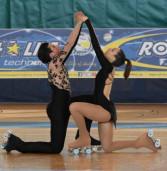 "Asd Frascati Skating Club (pattinaggio), gran terzo posto per Coltella al ""Trofeo Barbieri"""