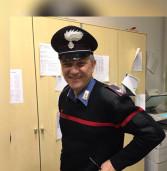 Ariccia dà l'addio al carabiniere Ciro Maione, morto per un infarto