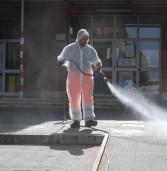 Albano, disinfettate e pulite le aree scolastiche dopo il rogo della Eco X