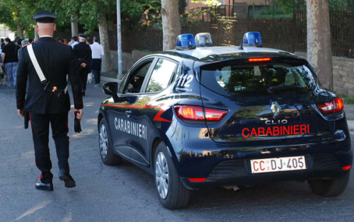 carabinieri-albano-corteo-lefebvre-2