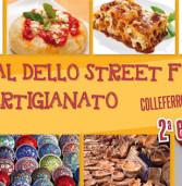 Colleferro, sabato e domenica Festival dello Street Food e dell'Artigianato