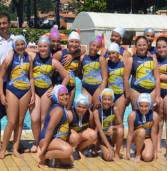 Velletri, torneo di pallanuoto fra l'Under 11 e l'Under 13 fra F&D H2O, Sis Roma e Anguillara Nuoto