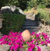 Nemi, riaperti i giardini pubblici tra natura e romanticismo