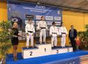 Asd Judo Energon Esco Frascati, super Favorini: bissa il titolo di campionessa italiana Cadetti