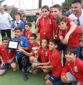 Tc New Country Club Frascati (calcio a 5): il gruppo 2006 trionfa al torneo Sant'Anna