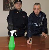 Albano, allontanato da casa dal Tribunale, continuava a minacciare la ex. Arrestato