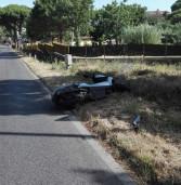 Incidente a Marino, gravi due persone