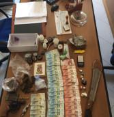 Arrestato 43enne romano, pusher e fornitore di hashish e cocaina dei Castelli
