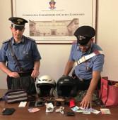 Due rapinatori di Velletri in trasferta a Marino e Frascati per due scippi