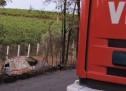 Incidente a Velletri: due morti carbonizzati