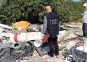 Sequestrata una discarica abusiva a Genzano